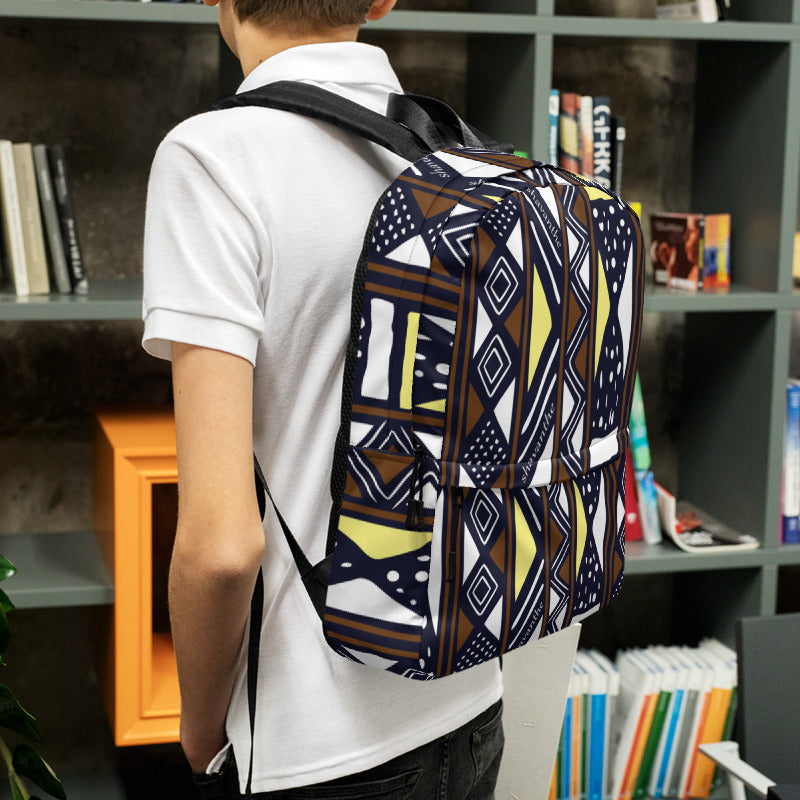 Shavanthe's Custom Printed Back Pack