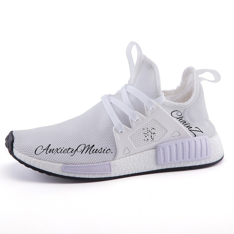Anxiety Music™ Chainz™ Lightweight Fashion Sneakers Casual Sports Shoes