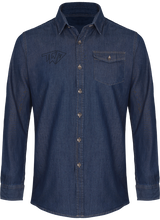 Third World Don™ Jeans Denim Men's Shirt