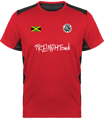 Third World Don™ Trenchtown™ - 1 DON Captain™  Soccer Jersey