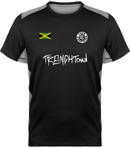 Thrd Wrld Gvng™ Trenchtown™ - Team GVNG™  Soccer Jersey