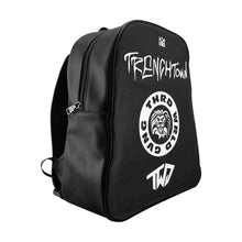 Trench Town™ Leather Backpack - Third World Don™