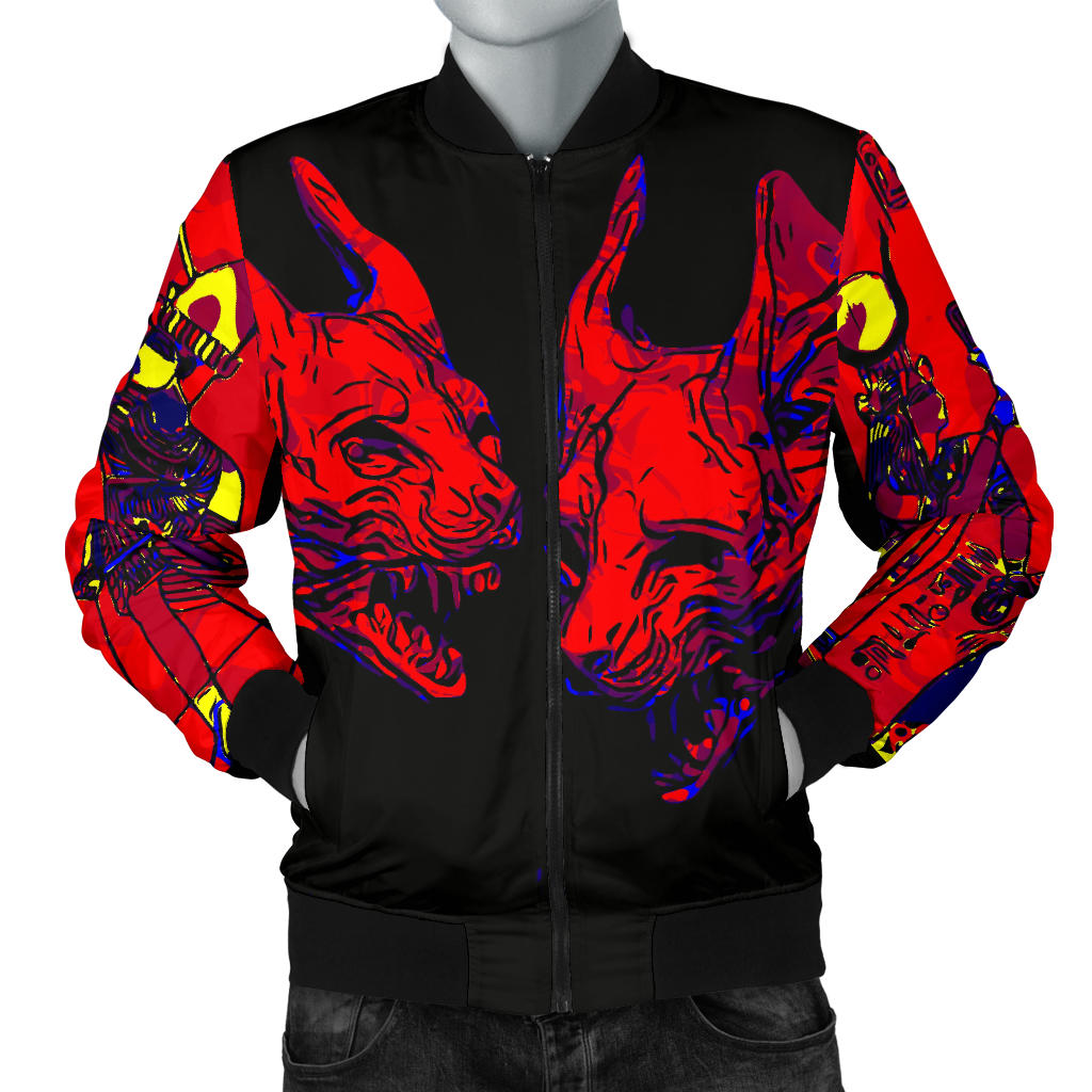 Third World Don™ - Pharaoh Bomber Jacket