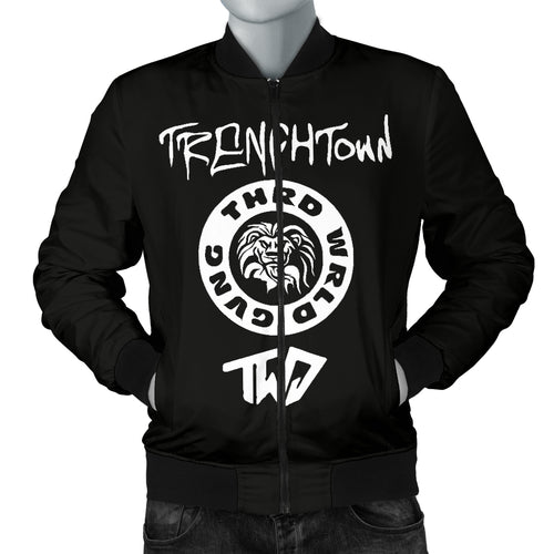 Trench Town™ - Third World Don™  Bomber Jacket