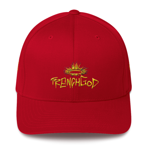 TrenchGod™ Flexfit Dad Cap