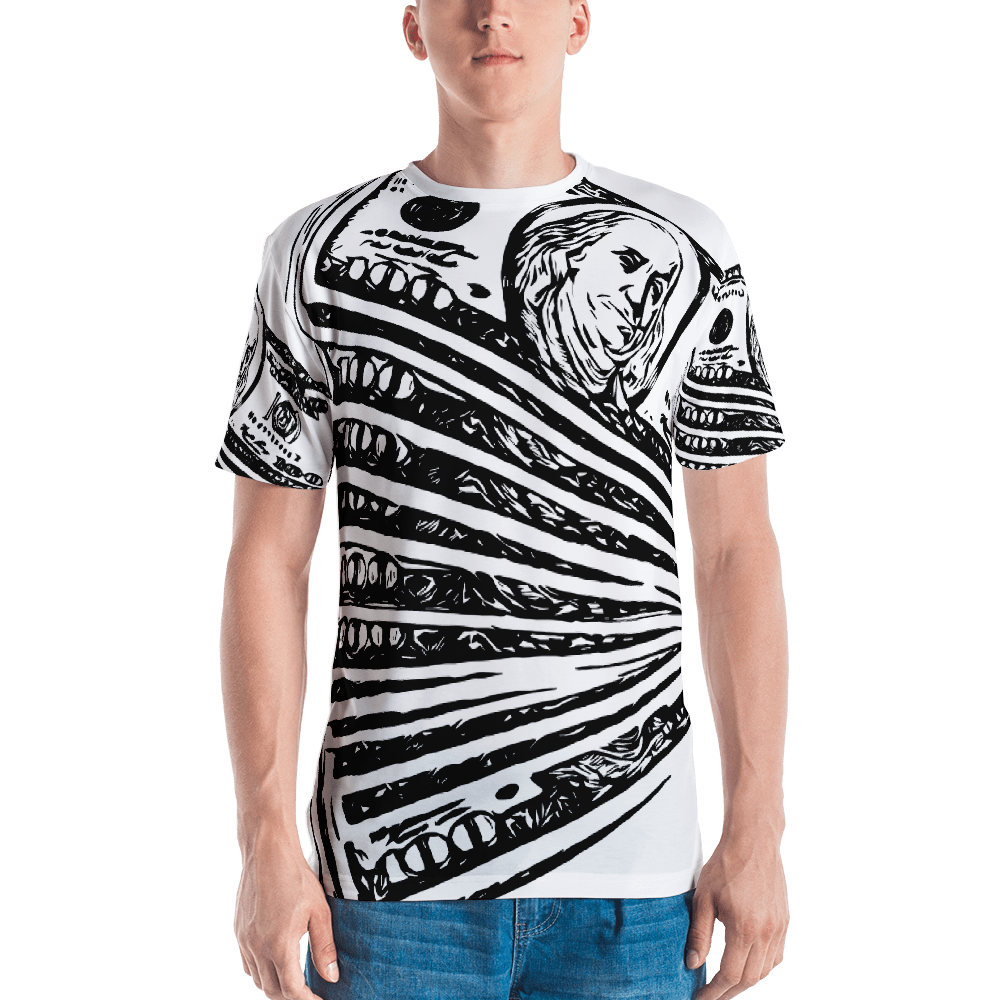 Eccentric Billionaire Men's T-shirt