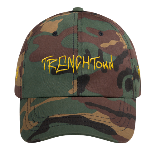 TrenchTown™ Strapped Dad Hat