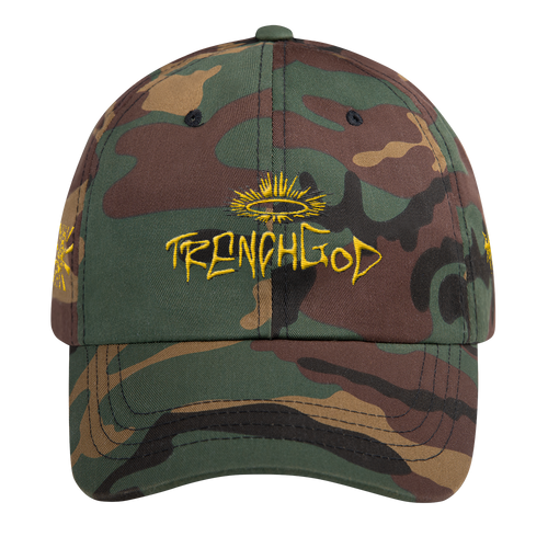 TrenchGod™  Strapped Dad Hat