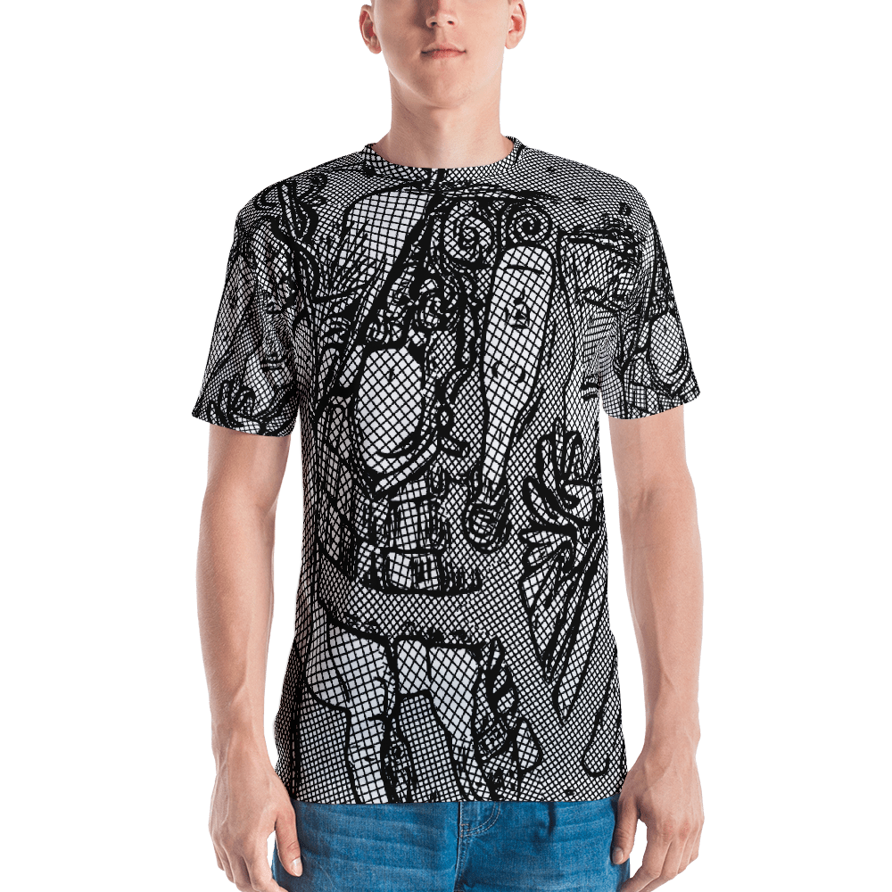 Messenger Men's T-shirt