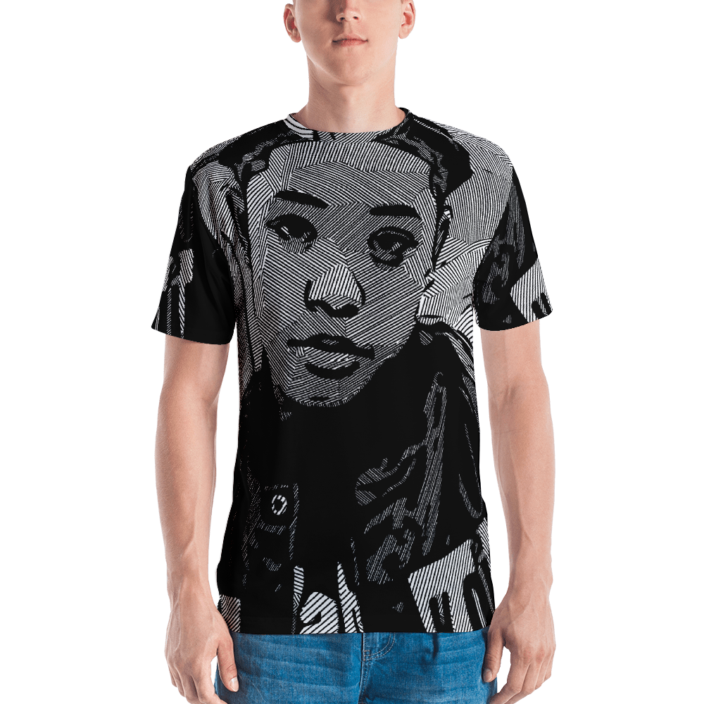 K. Ollie Look At Me Men's T-shirt