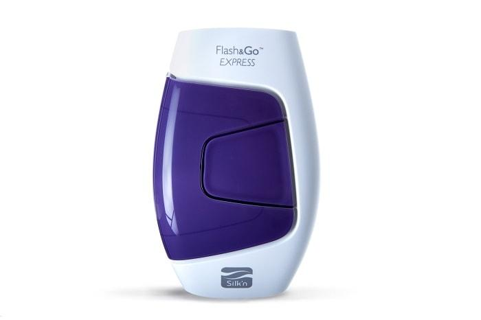 Express permanent hair removal device