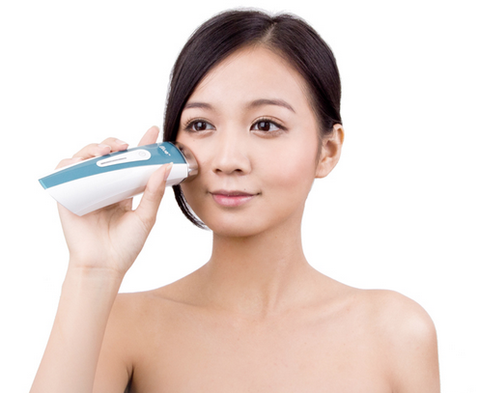 silk'n blue acne treatment device