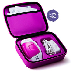 Silk'n flash and go compact hair removal device