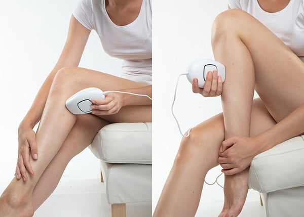 permanent at home hair removal