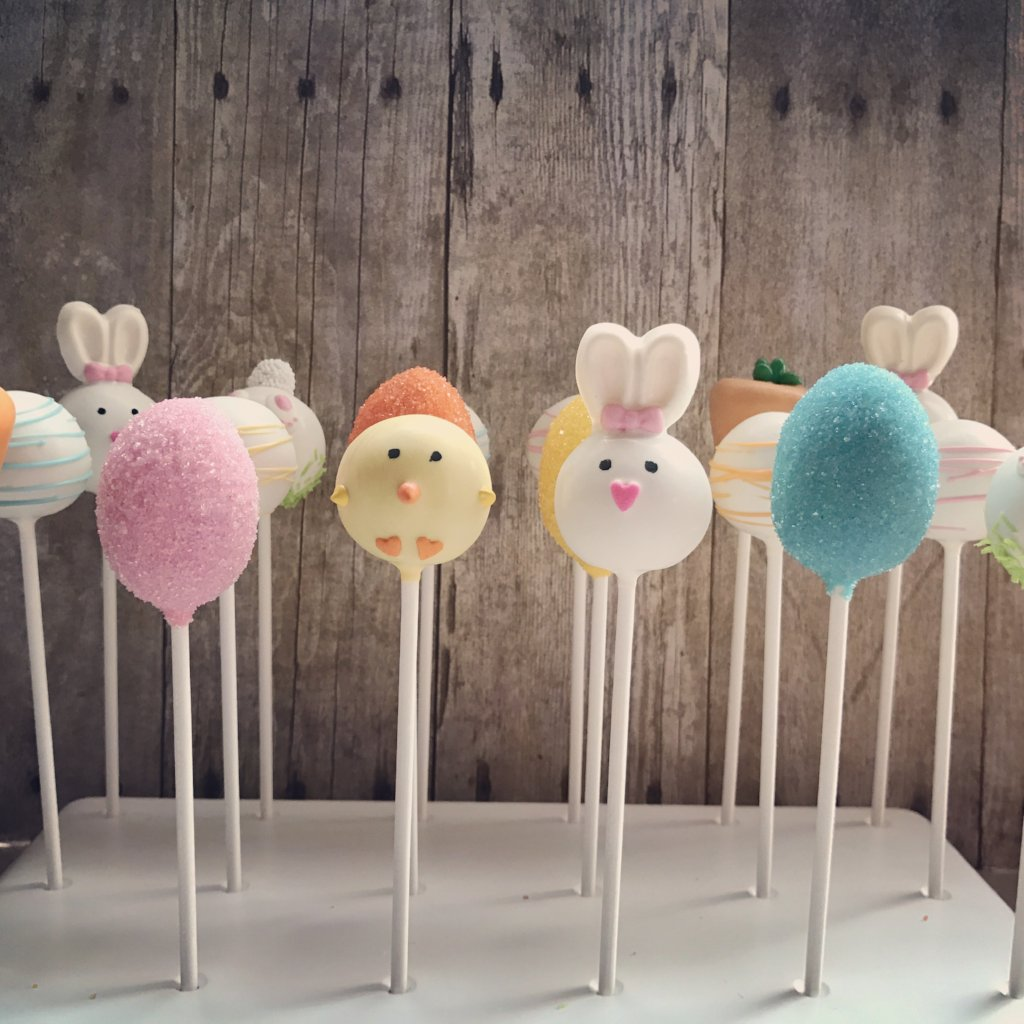 Kid's Cake Pop Class - Easter