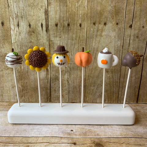 Kid's Cake Pop Class - Fall