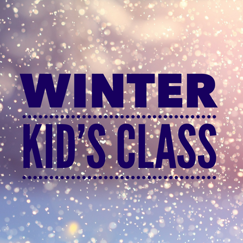 Winter Kid's Cookie Class (SOLD OUT)