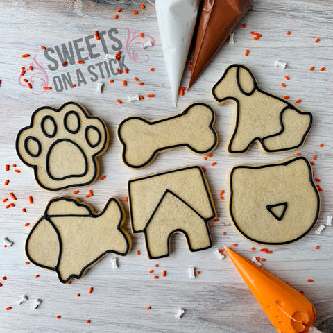 Pets Cookie Decorating Kit! - Friday June 5th