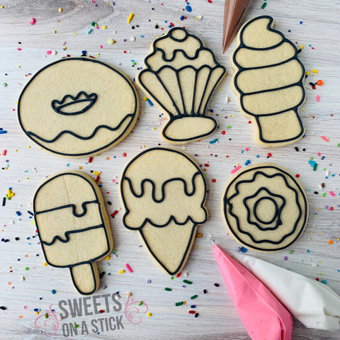 Cookie decorating kit! - Wednesday April 1st