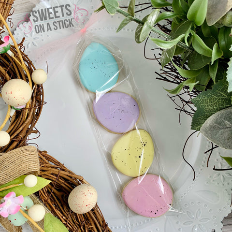 Easter Egg Mini Cookies