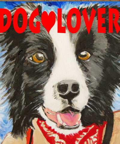 Doggy Portrait- custom made to order