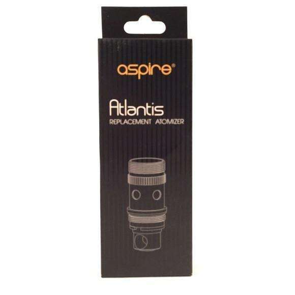 Aspire Atlantis Sub Ohm BVC Replacement Coil 0.5 ohm - Vapetrunk Company Inc.