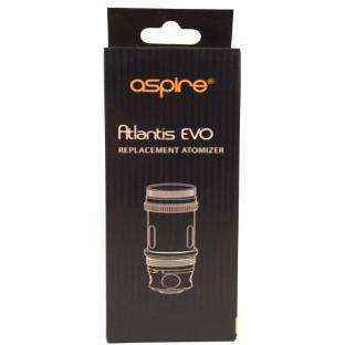 Aspire Atlantis EVO Sub Ohm Replacement Coil - Vapetrunk Company Inc.