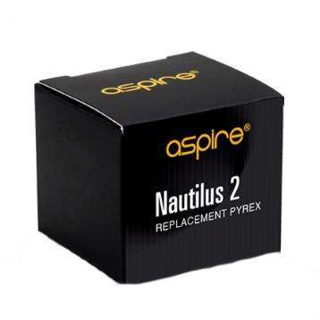 Aspire Nautilus 2 Replacement Glass - Vapetrunk Company Inc.