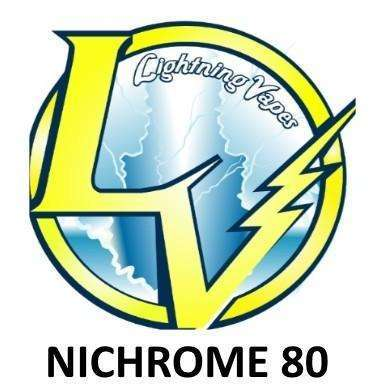 Lightning Vapes Nichrome 80 - Vapetrunk Company Inc.