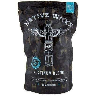 Native Wicks Platinum Blend - Vapetrunk Company Inc.