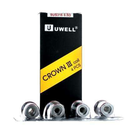 Uwell Crown 3 Replacement Coil - Vapetrunk Company Inc.