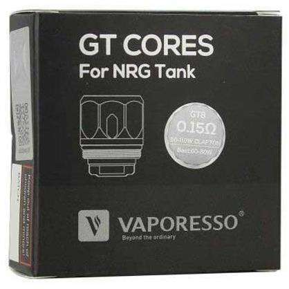 Vaporesso NRG GT Replacement Coil - Vapetrunk Company Inc.