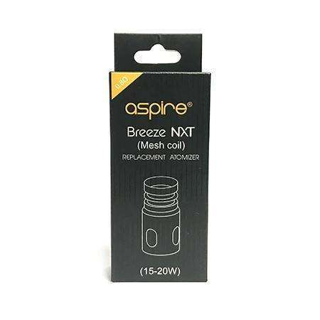 Aspire Breeze NXT Replacement Coils - Vapetrunk Company Inc.