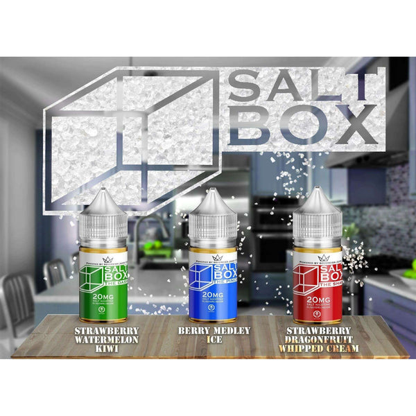 Salt Box - Vapetrunk Company Inc.