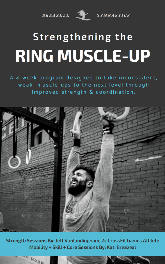Ring Muscle-Up Program