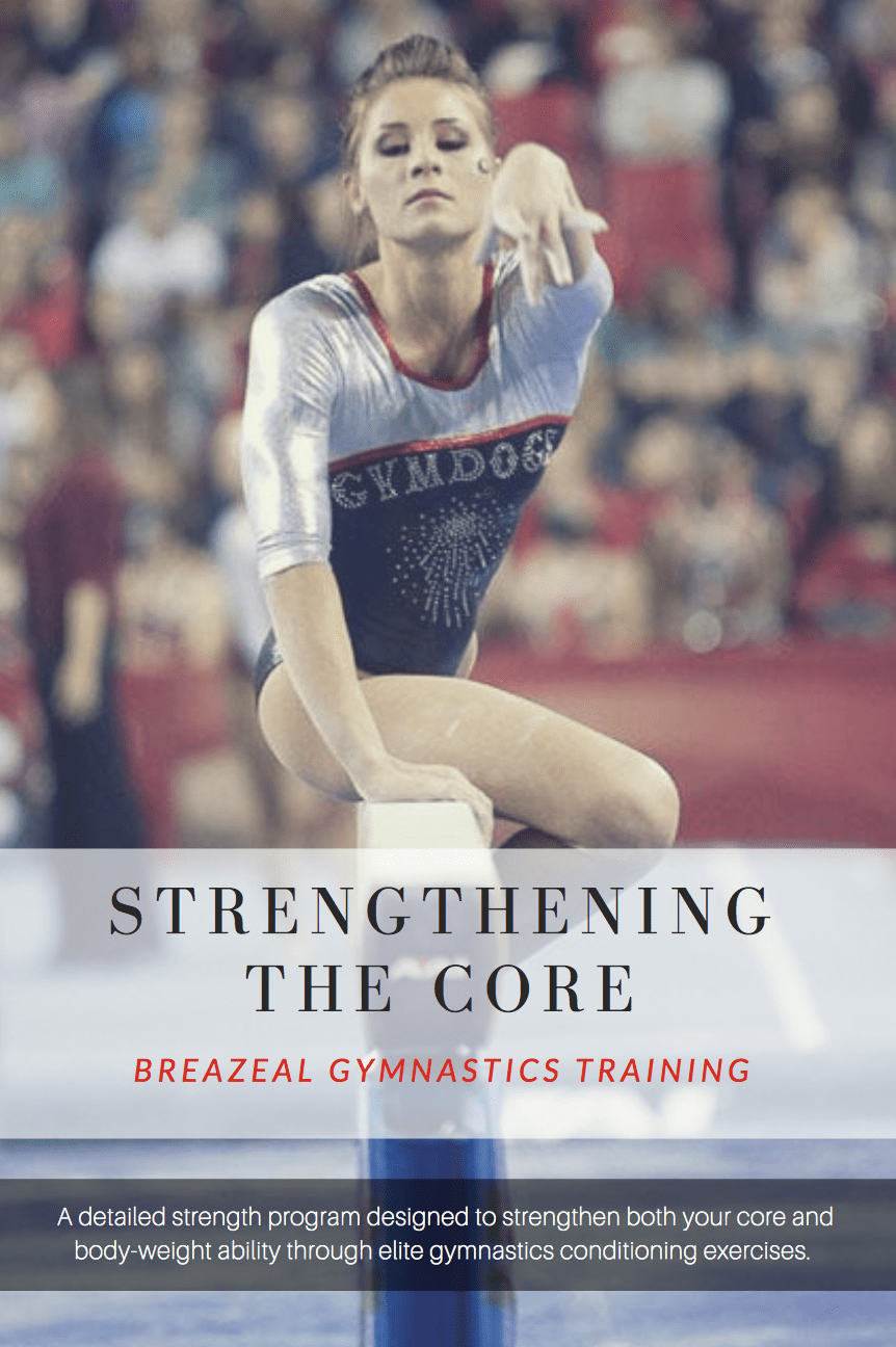 Strengthening The Core: A 4-Week Program to Improve Body Weight Strength