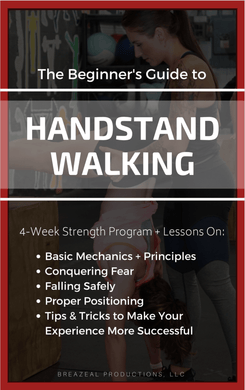 Handstand Walking Program