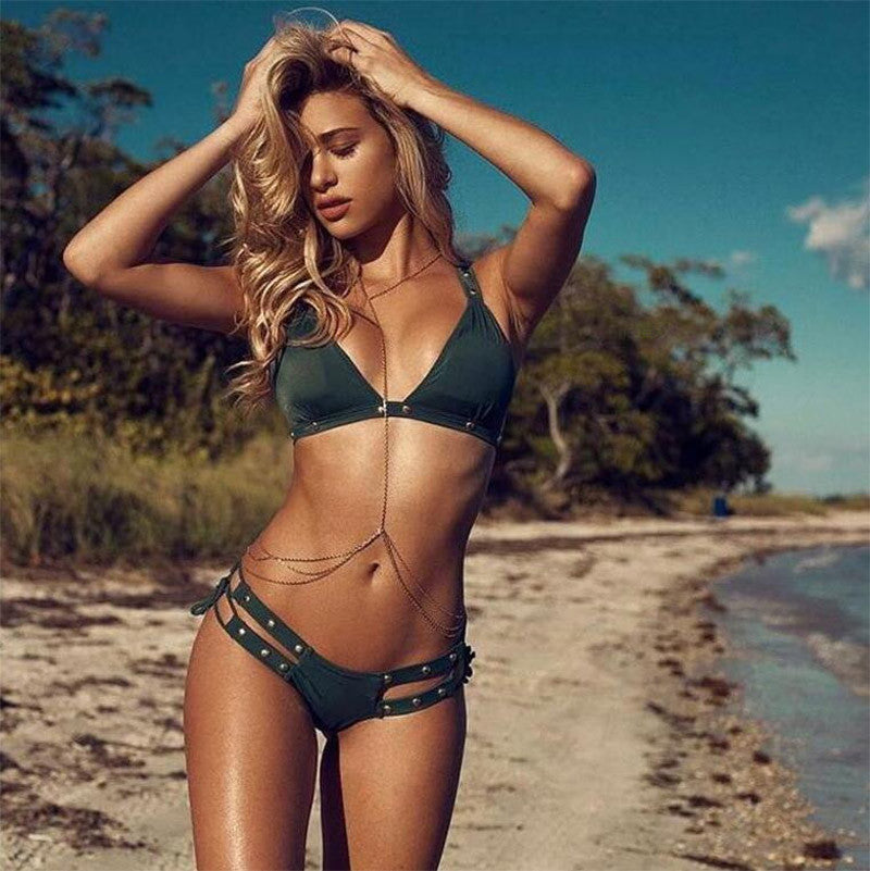 Venus Green Swimwear