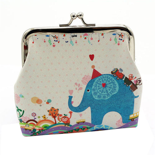 Elephant Lovers Leather Bag