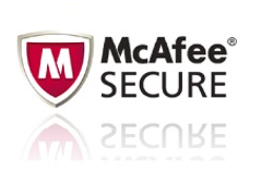 McAfee Safe badge