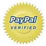 PayPal Safe badge