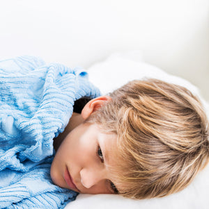 Bedwetting in children 8 to 12 years and teenagers