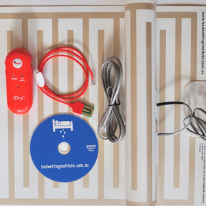 Pad & Bell Mat Bedwetting alarms