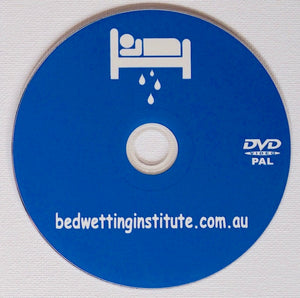DVD Video - included with all alarms