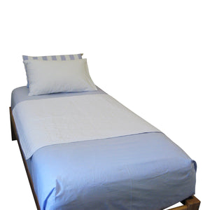 2 x Waterproof Bed Mats