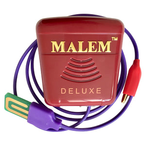 Malem-Recordable + 8 alarm sounds DELUXE 2 mats + clip-on + DVD