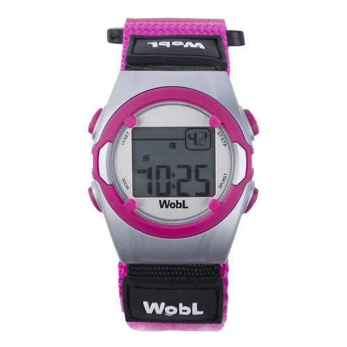 Wobl Watch Pink - free Postage