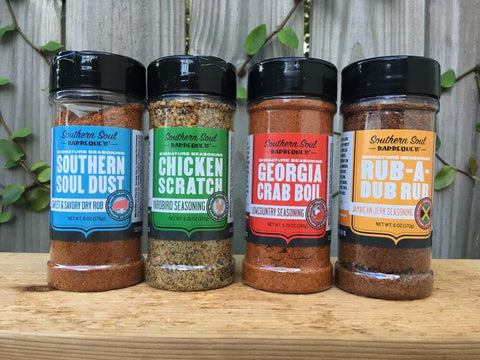 """The 4 Seasonings"" Bundle"
