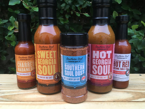 """A Taste Of SSBBQ"" Sauce Bundle"