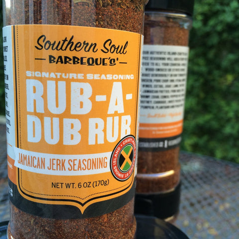 Rub-A-Dub Rub - Jamaican Jerk Seasoning